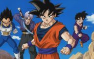 Dragon Ball Z Latest Series 1 Cool Hd Wallpaper