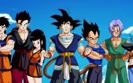 Dragon Ball Z Latest Series 17 Cool Wallpaper