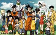 Dragon Ball Z Latest Series 18 Background Wallpaper