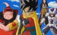Dragon Ball Z Latest Series 25 Desktop Background