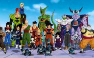 Dragon Ball Z Latest Series 27 Wide Wallpaper