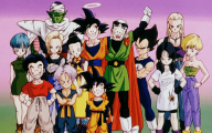 Dragon Ball Z Latest Series 31 Anime Background