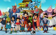 Dragon Ball Z Latest Series 35 Widescreen Wallpaper