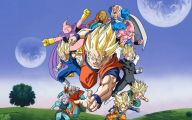 Dragon Ball Z Latest Series 8 Anime Wallpaper