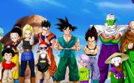 Dragon Ball Z Latest Series 9 Anime Background