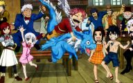 Fairy Tail Characters 18 Wide Wallpaper