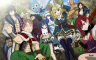Fairy Tail Characters 31 Cool Hd Wallpaper