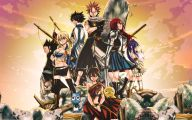 Fairy Tail Characters 33 Cool Hd Wallpaper