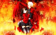 Fate/stay Anime 12 Widescreen Wallpaper