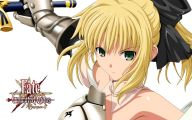Fate/stay Saber 25 Wide Wallpaper