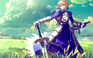 Fate/stay Saber 31 Free Hd Wallpaper