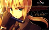 Fate/stay Saber 39 Anime Wallpaper