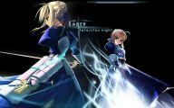 Fate/stay Saber 40 Desktop Background