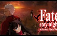 Fate/stay Unlimited 14 Free Wallpaper