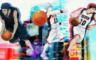 Furoko's Basketball League 8 Widescreen Wallpaper