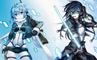 Gun Gale Online	English Sword 27 Free Hd Wallpaper