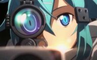 Gun Gale Online	English Sword 3 Desktop Background