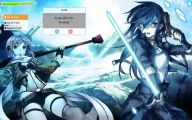 Gun Gale Online	English Sword 39 Widescreen Wallpaper