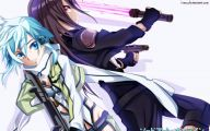 Gun Gale Online	English Sword 7 High Resolution Wallpaper