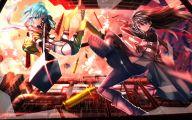 Gun Gale OnlineFree Sword 31 Hd Wallpaper