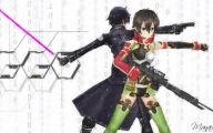 Gun Gale OnlineFree Sword 37 Background Wallpaper