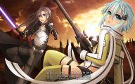Gun Gale OnlineFree Sword 40 Desktop Wallpaper