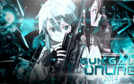 Gun Gale OnlineFree Sword 5 Widescreen Wallpaper