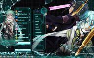 Gun Gale OnlineFree Sword 6 Widescreen Wallpaper