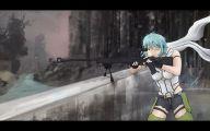 Gun Gale Online Games 4 Anime Wallpaper