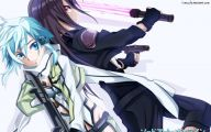 Gun Gale Online Games 6 Wide Wallpaper