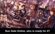 Gun Gale Online Play Apps 15 Cool Hd Wallpaper