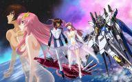 Gundam Films 5 Background Wallpaper