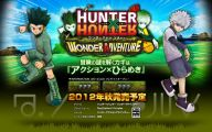 Hunter X Hunter Adventure 10 Free Wallpaper