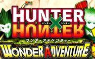 Hunter X Hunter Adventure 22 Free Wallpaper