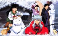 Inuyasha Album 10 Free Wallpaper