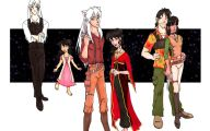 Inuyasha Mall Display  22 Anime Wallpaper