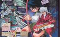 Inuyasha Movie 16 Desktop Background