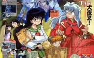 Inuyasha Movie 34 Anime Background