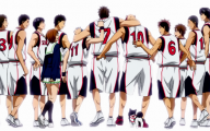 Kuroko's Basketball Season 2 16 Background Wallpaper