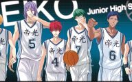 Kuroko's Basketball Team 10 Widescreen Wallpaper