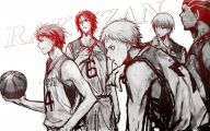 Kuroko's Basketball Team 14 Cool Hd Wallpaper