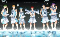 Kuroko's Basketball Team 16 Desktop Background