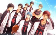 Kuroko's Basketball Team 17 Cool Wallpaper