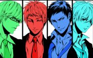 Kuroko's Basketball Team 19 Cool Wallpaper