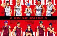 Kuroko's Basketball Team 21 Background Wallpaper