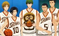 Kuroko's Basketball Team 22 Anime Wallpaper