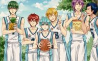 Kuroko's Basketball Team 24 Desktop Background