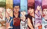 Kuroko's Basketball Team 28 Desktop Background