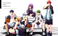 Kuroko's Basketball Team 3 Free Wallpaper