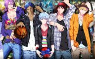 Kuroko's Basketball Team 30 Anime Background
